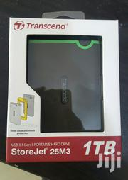 Transcend 1TB USB 3.0 Hard Drive | Computer Hardware for sale in Greater Accra, Asylum Down