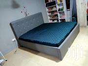 Queen-Size Bed With Matress for Sell | Furniture for sale in Greater Accra, South Kaneshie