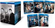 Battlestar Galactica The Complete Series Blu-ray Size 417GB | CDs & DVDs for sale in Greater Accra, Nii Boi Town