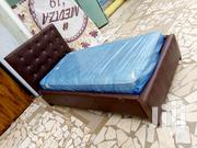 One And Half Bed With Matress (New) | Furniture for sale in Greater Accra, Kokomlemle