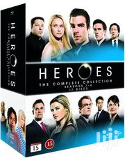 Heroes The Complete Series Blu-ray Size 279GB | CDs & DVDs for sale in Greater Accra, Nii Boi Town