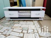 Quality Black and White TV Stand for Sell. | Furniture for sale in Greater Accra, Kotobabi