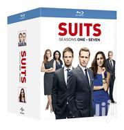 Suits The Complete Series ONE - NINE Blu-ray Size 440GB | CDs & DVDs for sale in Greater Accra, Nii Boi Town