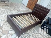Leather One And Half Bed For Sell | Furniture for sale in Greater Accra, Okponglo