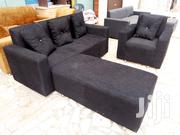 Hot Cake! Quality L Shaped Sofa Chair Plus Single | Furniture for sale in Greater Accra, East Legon