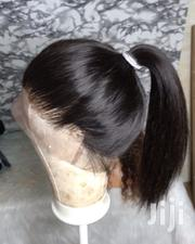 16 Inches Brazilian Remy 360 Full Lace Wig Cap | Hair Beauty for sale in Greater Accra, Odorkor