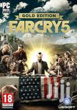 Far Cry 5 Fully Cracked Pc Game Plus Updates | Video Games for sale in Labadi-Aborm, Greater Accra, Ghana