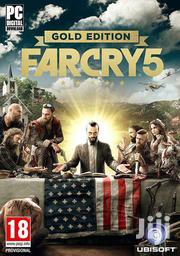 Far Cry 5 Fully Cracked Pc Game Plus Updates | Video Games for sale in Greater Accra, Labadi-Aborm