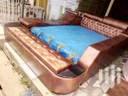 Hot Cake!!! Elegant Bed With Matress For Sell With Free Delivery | Furniture for sale in Greater Accra, East Legon