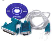 Usb2.0 To Serial Or RS232 Cable | Computer Accessories  for sale in Greater Accra, Alajo