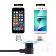 L Shape Magnetic Usb Charger | Accessories for Mobile Phones & Tablets for sale in Greater Accra, Adenta Municipal