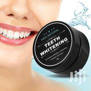 Teeth Whitening Powder / Activated Charcoal | Bath & Body for sale in Ashanti, Kumasi Metropolitan