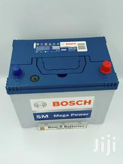 Bosch Car Battery 15 Plates Battery Free Delivery | Vehicle Parts & Accessories for sale in Greater Accra, Adabraka