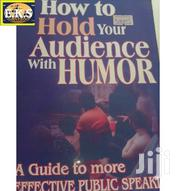 How To Hold Your Audience With Humor By Gene Perret | Books & Games for sale in Western Region, Shama Ahanta East Metropolitan