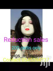 Mongolian Straight Flip Over Wig | Hair Beauty for sale in Greater Accra, Nungua East