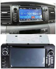 Toyota Corolla S/LE Dvd Radio HD Touch Screen Player   Vehicle Parts & Accessories for sale in Greater Accra, Abossey Okai