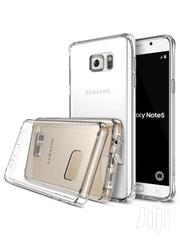 SAMSUNG GALAXY NOTE 5 CASE WITH DUST CAP | Accessories for Mobile Phones & Tablets for sale in Greater Accra, South Labadi