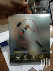 S Stair Sport Flex V25 Best Wireless Sports Earphones With Mic HD | Headphones for sale in Greater Accra, Achimota