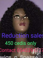 Mongolian Baby Curls Flip Over Wig | Hair Beauty for sale in Greater Accra, Nungua East
