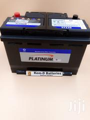 15 Plates Car Battery _ Platinum Battery _ Instant Free Delivery | Vehicle Parts & Accessories for sale in Greater Accra, Achimota