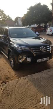Toyota Fortuner 2017 Black | Cars for sale in Greater Accra, Accra Metropolitan