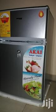 New AKAI 85ltr Double Door Top Freezer- Fridge | Kitchen Appliances for sale in Greater Accra, Ga East Municipal