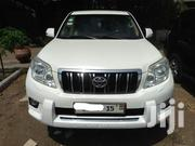 Toyota Land Cruiser Prado 2011 White | Cars for sale in Greater Accra, Adenta Municipal