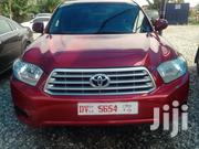 New Toyota Highlander 2010 Red | Cars for sale in Greater Accra, Adenta Municipal