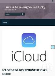Unlocking Icloud For Apple Devices | Automotive Services for sale in Central Region