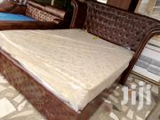 Lovely Bed With Matress for Sell Now | Furniture for sale in Greater Accra, East Legon