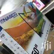 <New>Nasco 50inch Smart Curved TV | TV & DVD Equipment for sale in Greater Accra, Accra Metropolitan