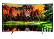 New Nasco 55inch Curved Smart Uhd 4K | TV & DVD Equipment for sale in Greater Accra, Accra Metropolitan