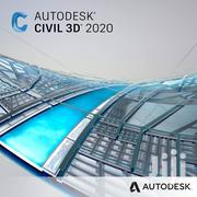 Autodesk Autocad Civil 3D 2020 | Computer Software for sale in Ashanti, Kumasi Metropolitan