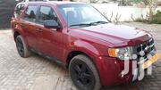 Ford Escape 2009 Limited 4WD Red | Cars for sale in Greater Accra, Tema Metropolitan