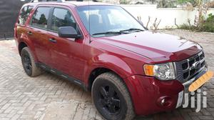 Ford Escape 2009 Limited 4WD Red