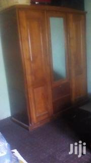 3-In-1 Wooden Wardrobe (Good Quality) at Kasoa. | Furniture for sale in Central Region, Awutu-Senya