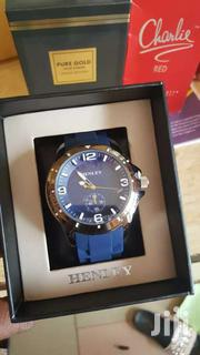 Men's Henley Wrist Watch | Watches for sale in Greater Accra, Kwashieman