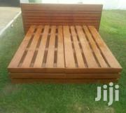 Double Bed Frame | Furniture for sale in Greater Accra, Achimota
