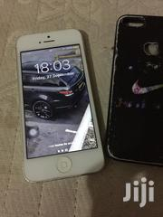 Apple iPhone 5 16 GB Silver | Mobile Phones for sale in Greater Accra, Ga West Municipal