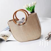 Ladies Wooden Straw Handwooven Handbag | Bags for sale in Greater Accra, Achimota