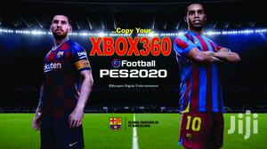 Copy Your Xbox360 Pes20 Soccer