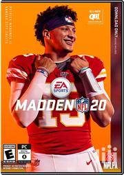 Madden Nfl 20 PC | Video Games for sale in Greater Accra, Ga South Municipal
