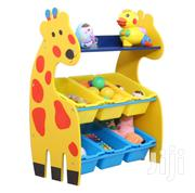 Kids Toy Storage Rack   Children's Furniture for sale in Greater Accra, Burma Camp