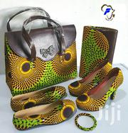 African Print Bags and Shoes | Shoes for sale in Ashanti, Kumasi Metropolitan