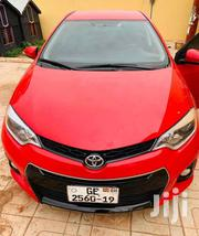 Toyota Corolla 2015 Red | Cars for sale in Greater Accra, East Legon