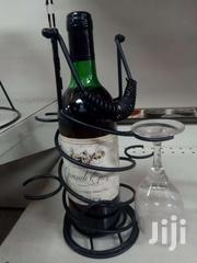 Wine Set 7pcs + Bottle Stand | Home Appliances for sale in Greater Accra, Accra new Town