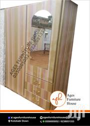 Nice 2in1 Wardrobe Dor Sell Now. Free Delivery | Furniture for sale in Greater Accra, Abelemkpe