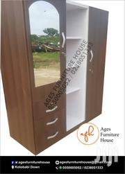 Quality Wardrobe With Bag Rack | Furniture for sale in Greater Accra, Accra new Town