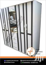 3in1 Wardrobe With 5doors For | Furniture for sale in Greater Accra, Akweteyman