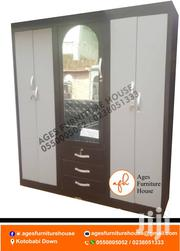Another 3in1 Wardrobe With 5doors in Ash Color | Furniture for sale in Greater Accra, Ashaiman Municipal